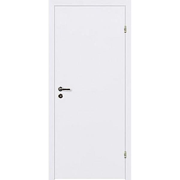Финская дверь белая