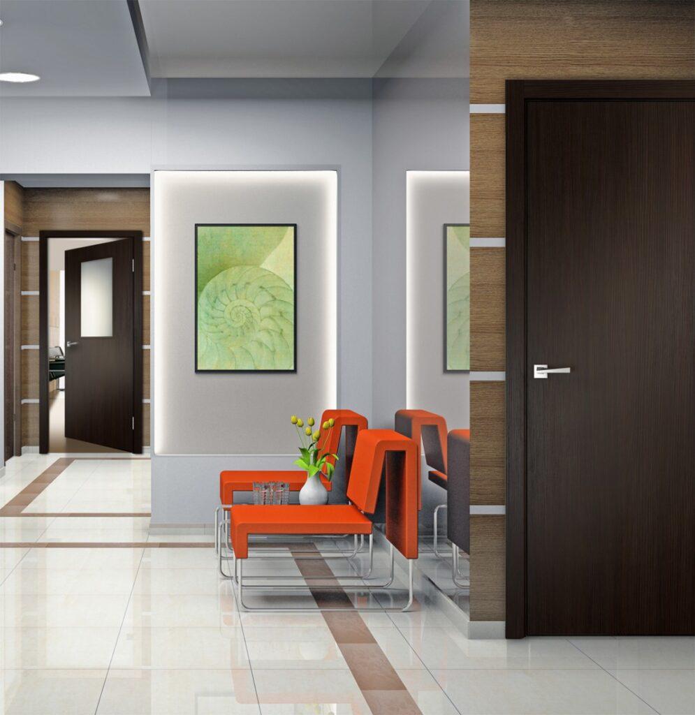Двери SMART в интерьере