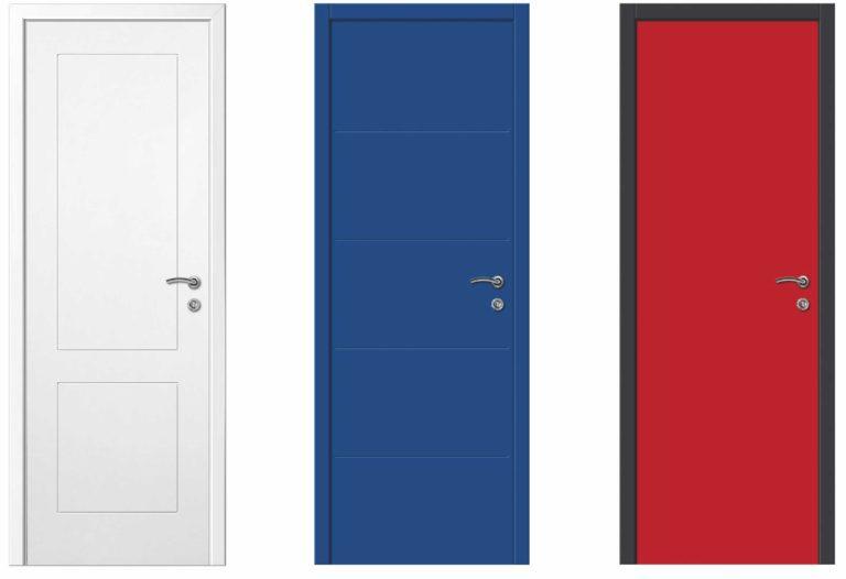 Варианты окраски дверей KAPELLI classic - фото 1