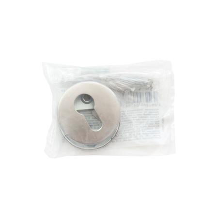 Накладка цилиндровая Apecs DP-C-02-INOX в упаковке