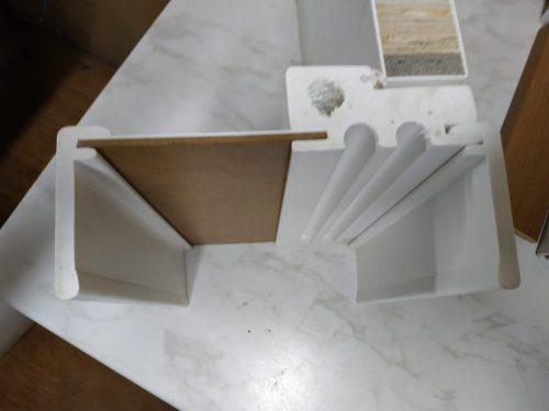 Телескопическая коробка с наличниками и добором